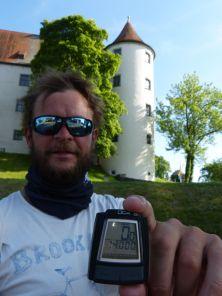 le cap des 14000 km passé en Allemagne